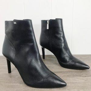 MICHAEL KORS Dorothy Flex Ankle Booties Black